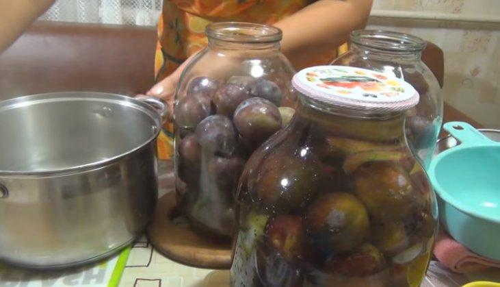 Компот из винограда на зиму пошаговый рецепт быстро и просто от олега михайлова
