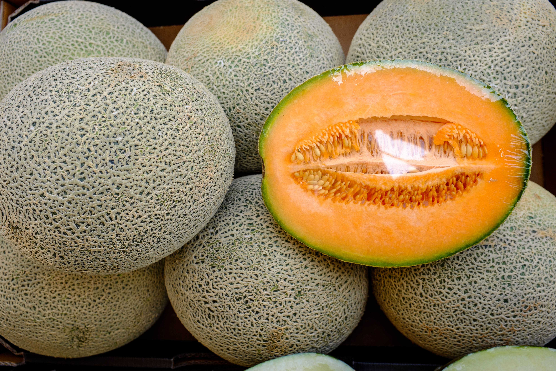 Дыня канталупа (тайская, мускусная): фото плодов, вариации цвета, особенности выбора и выращивания