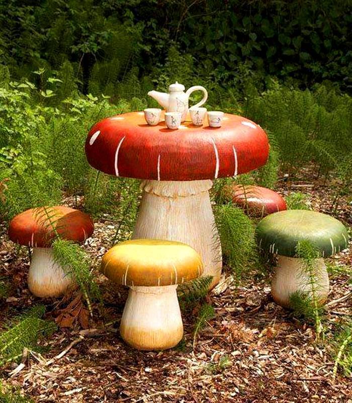 Как сделать поделку гриб своими руками - подборка интересных идей, фото примеров, советов