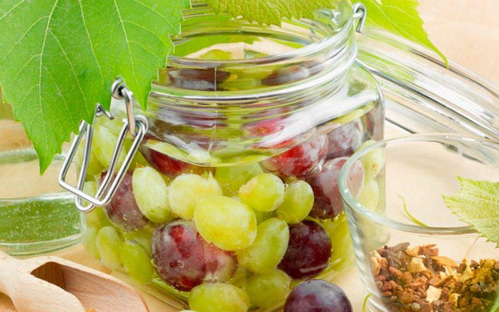 Виноград на зиму: 27 рецептов заготовок » сусеки