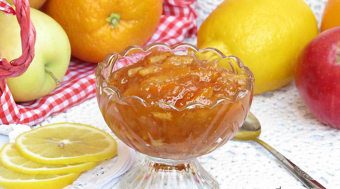 Топ 10 рецептов приготовления вкусного варенья из яблок с лимоном на зиму