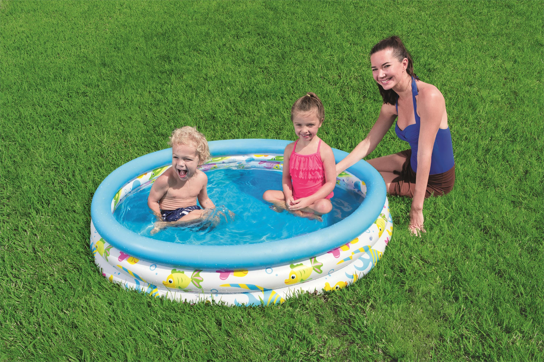 Как правильно выбрать бассейн для детей на дачу
