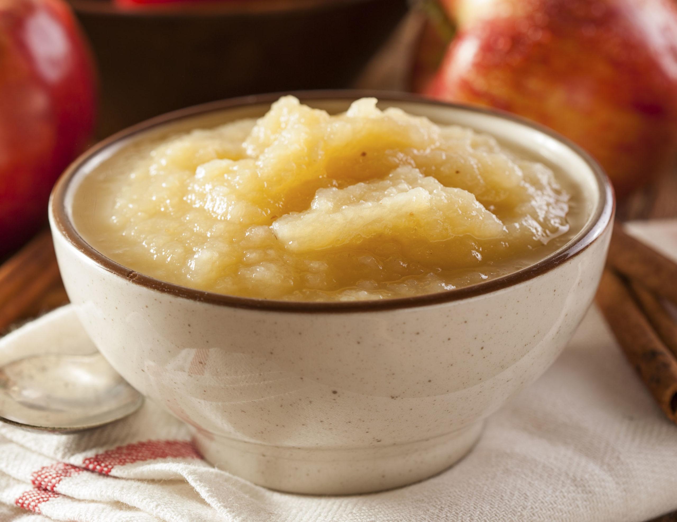 Как сделать яблочное пюре на зиму в домашних условиях