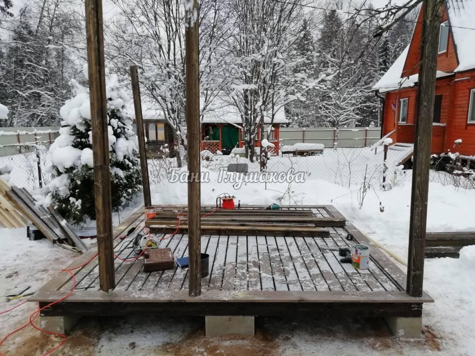 Как утеплить беседку на зиму. 4 способа, как закрыть беседку от дождя и ветра