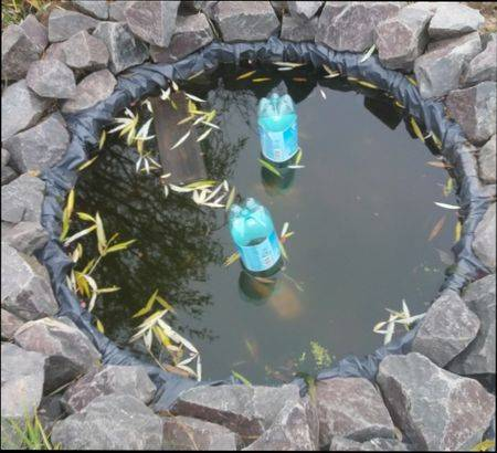 Как сделать пруд в саду своими руками: подробная инструкция