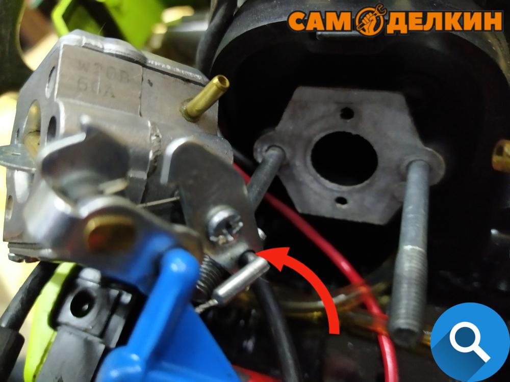 Можно ли сделать тахометр для бензопилы самостоятельно или процесс регулировки карбюратора
