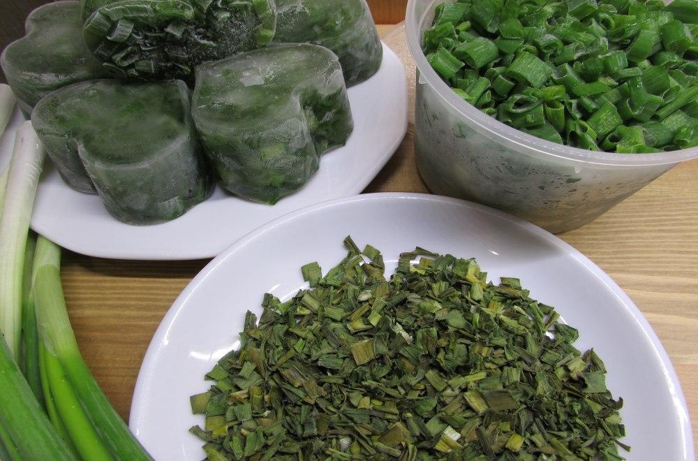 Как заморозить лук - рецепт с пошаговыми фото   меню недели