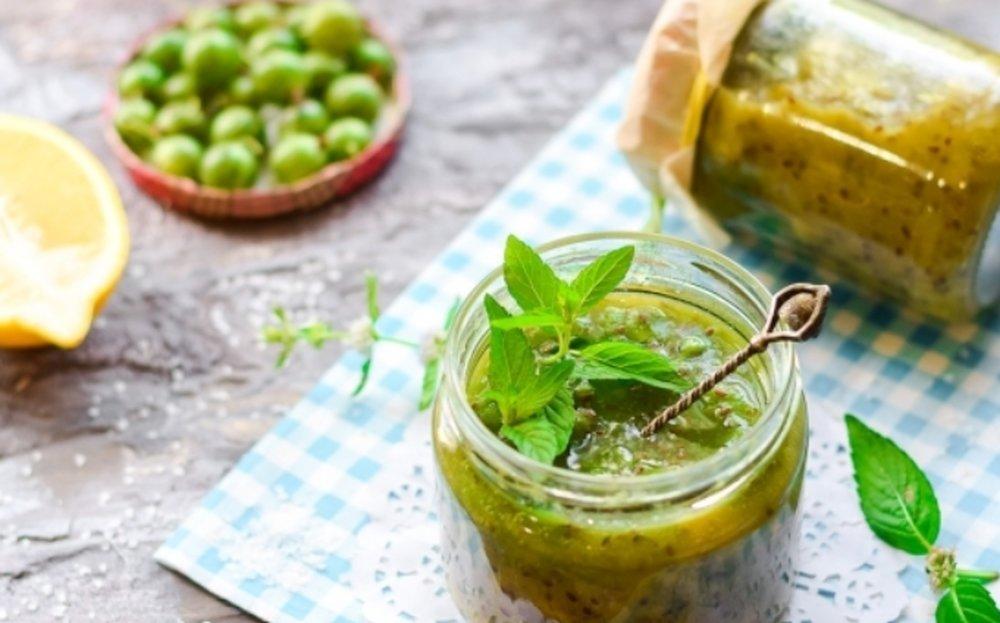Варенье из крыжовника с лимоном на зиму: рецепты без варки, как правильно варить