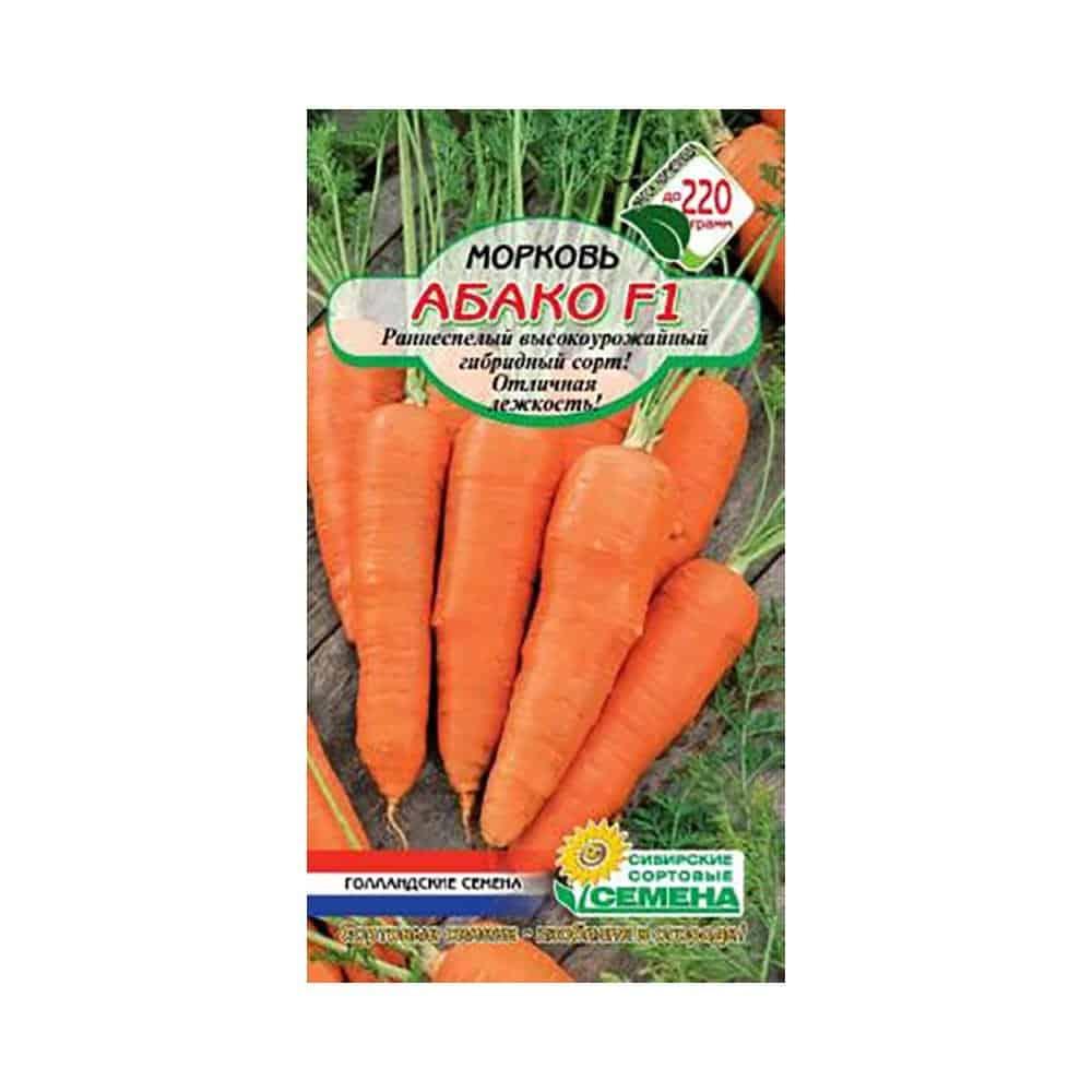 Морковь абако f1: характеристика и описание гибридного сорта с фото