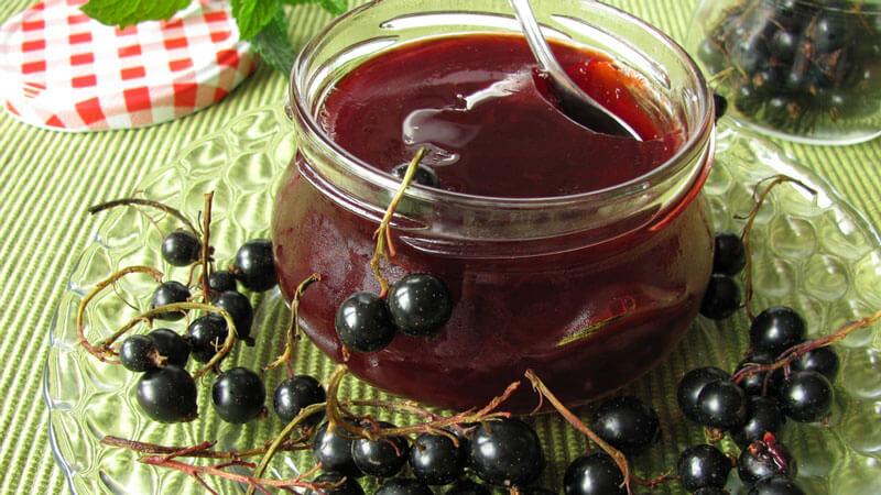 Варенье из черной смородины: лучшие рецепты на зиму