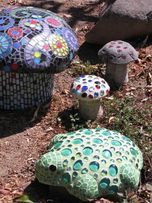 Садовые скульптуры для дачных участков и парков