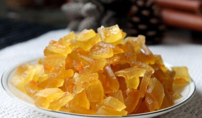 Варенье и цукаты из арбузных корок пошаговый рецепт