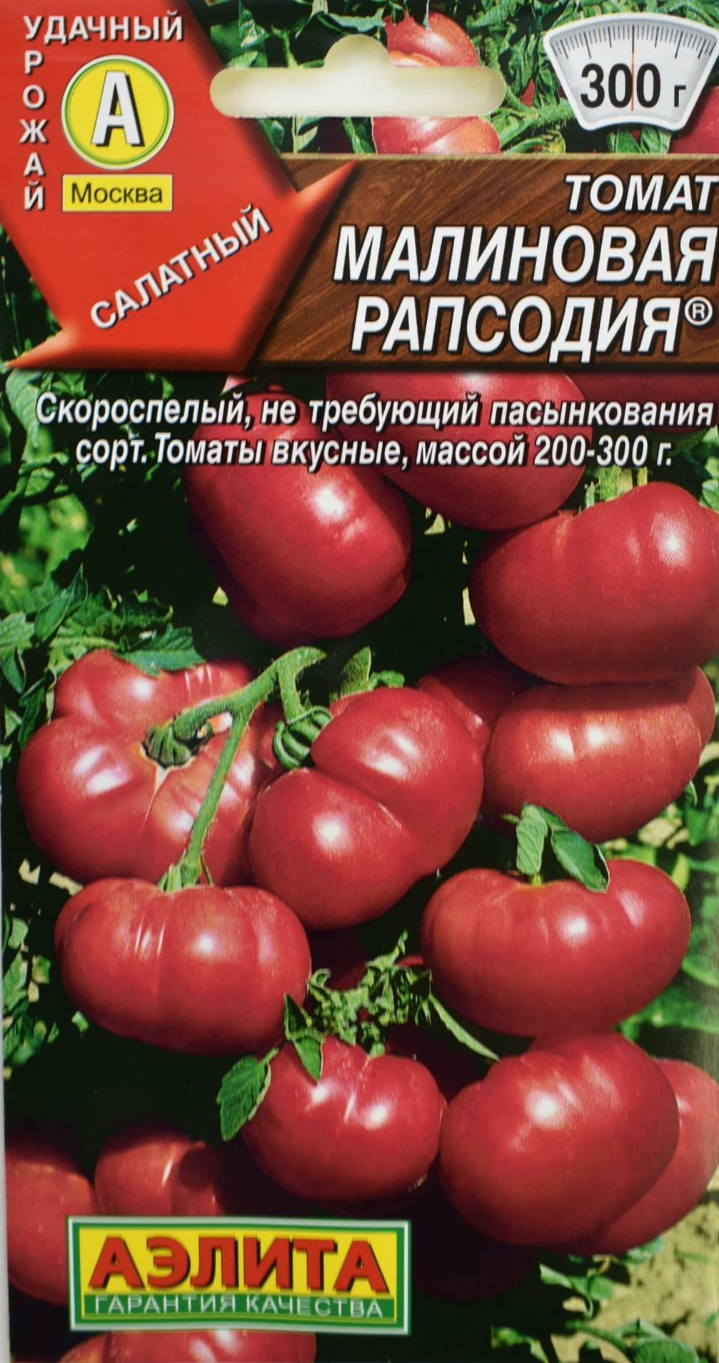 Томат рапсодия: описание, отзывы, фото, характеристика   tomatland.ru