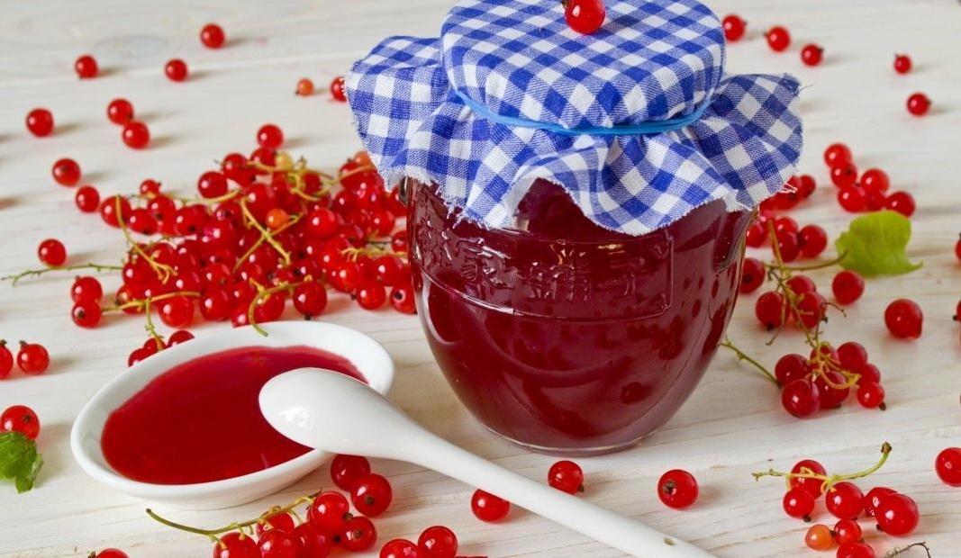 Варенье из красной смородины на зиму - 6 простых рецептов
