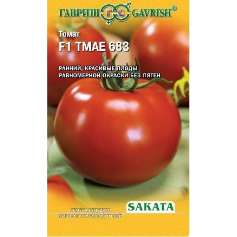 Описание японского томата Тмае 683 F1 и выращивание гибрида