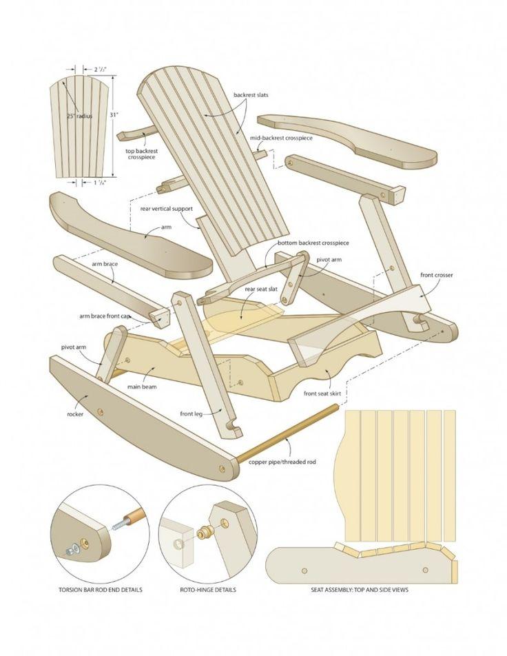 Кресло-качалка из металла своими руками (20 фото): чертежи металлического маятникового кресла-качалки. как самому сделать железный каркас? подбираем размер. порядок работы