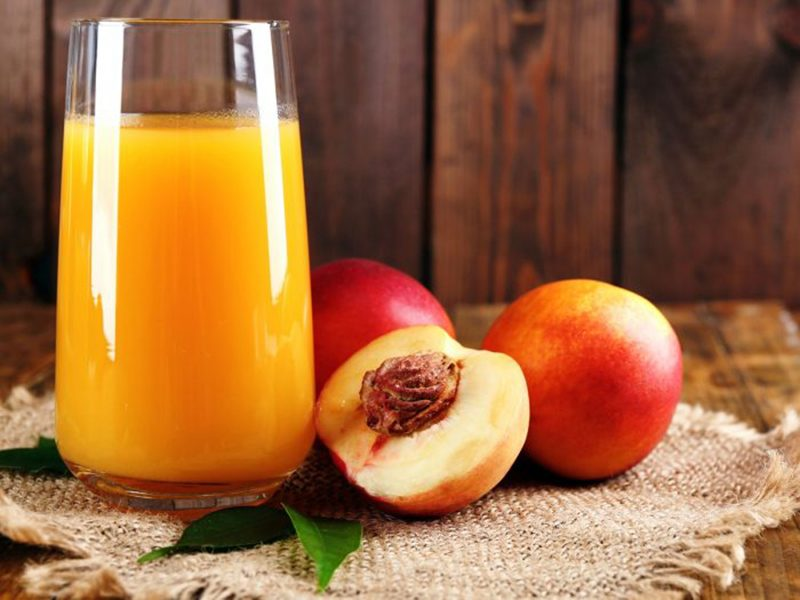 Персиковый сок на зиму в домашних условиях: рецепт с фото и видео