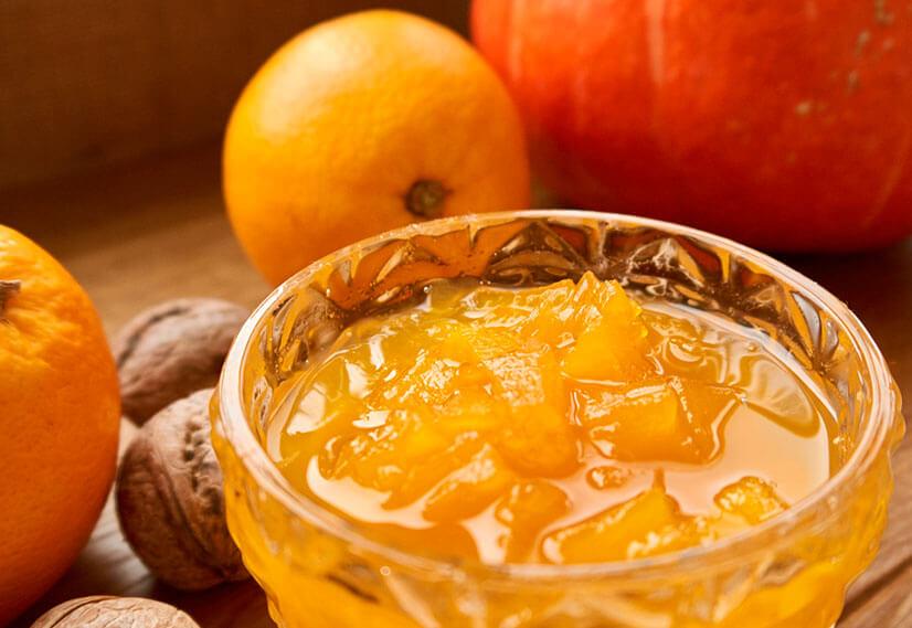 Простой рецепт варенья из груш с апельсином на зиму