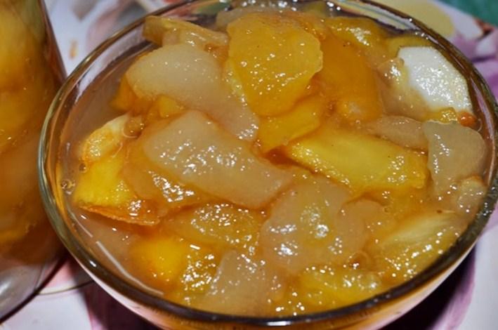 Варенье из груши с лимоном на зиму: рецепты и 6 вкусных способов приготовления