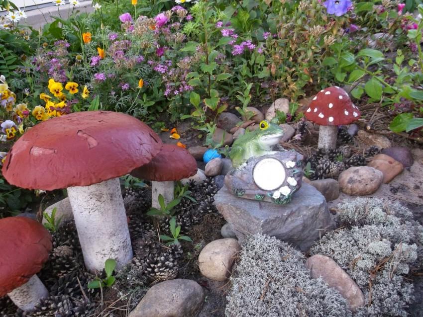 Поделка гриб: мастер-класс изготовления грибов из различных подручных материалов (135 фото + видео)