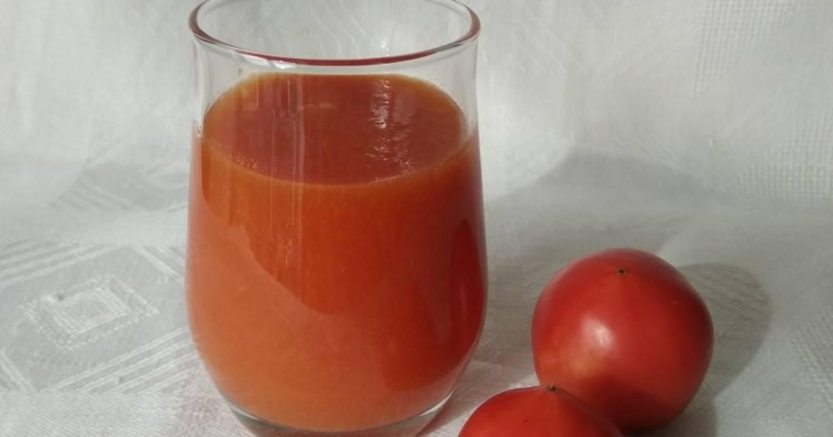 Томатный сок на зиму в домашних условиях — как приготовить вкусный сок из помидор без стерилизации