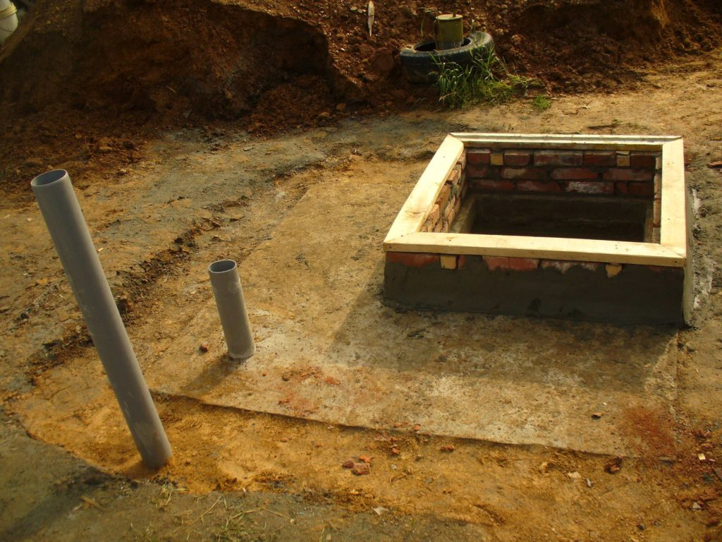 Погреб своими руками - виды, особенности постройки и основные этапы работ