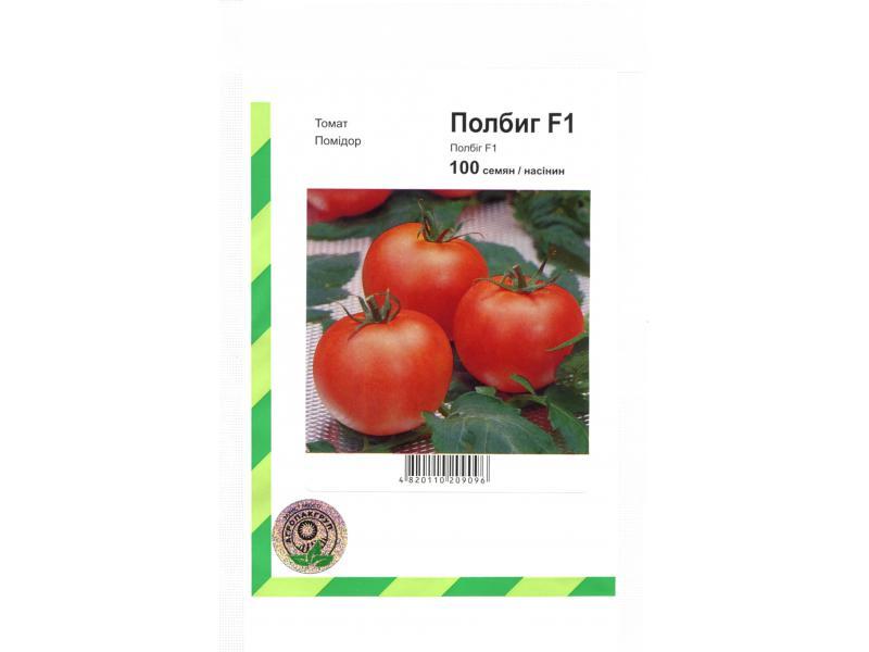 Томат полбиг – характеристика и описание сорта, фото, урожайность, видео, отзывы земледельцев