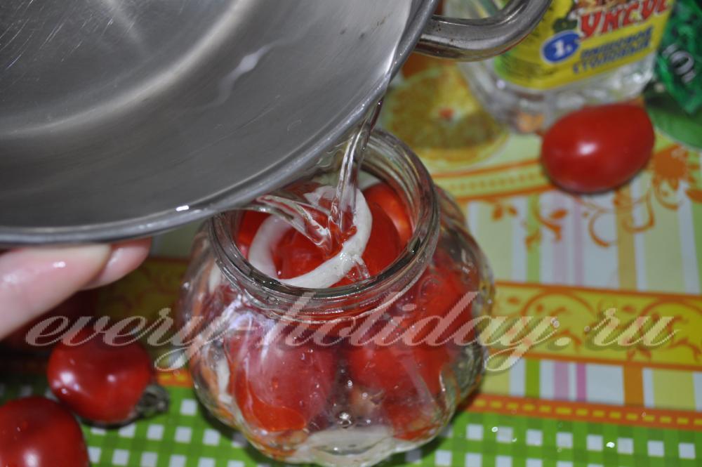 Помидоры по-чешски на зиму: популярные рецепты пальчики оближешь с фото