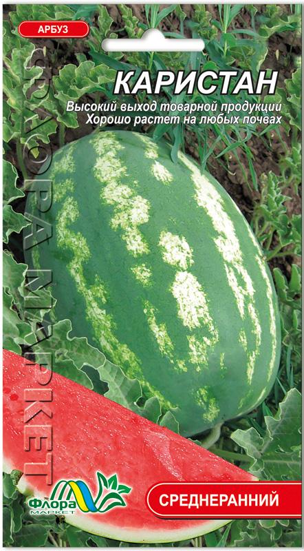 Арбуз каристан, внешнее и внутренне описание, правила выращивания