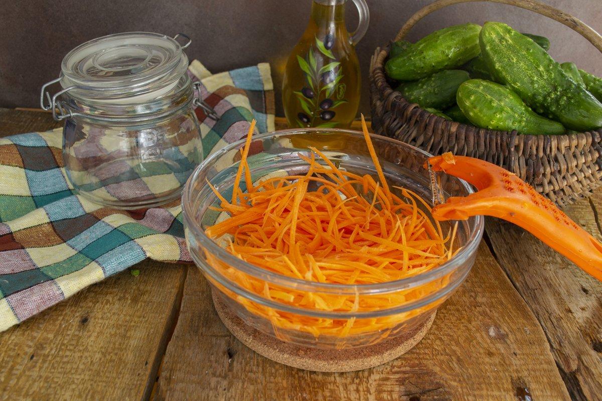 Рецепты маринования моркови по-корейски на зиму в домашних условиях - всё про сады