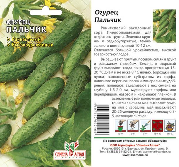 Семена огурцов для открытого грунта: лучшие сорта с фото и отзывами