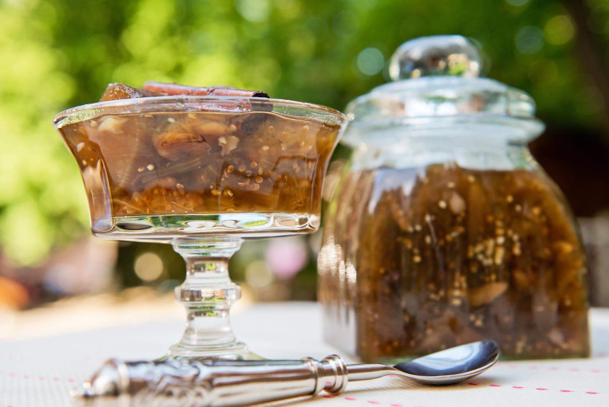 Варенье из грецких орехов: пошаговые рецепты приготовления с разными ингредиентами + фото и видео