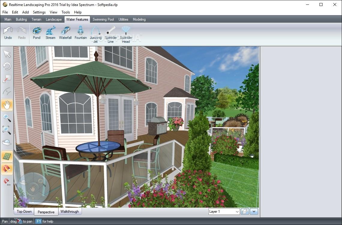 Видео-уроки по программе realtime landscaping architect    flokus.ru - ландшафтный дизайн