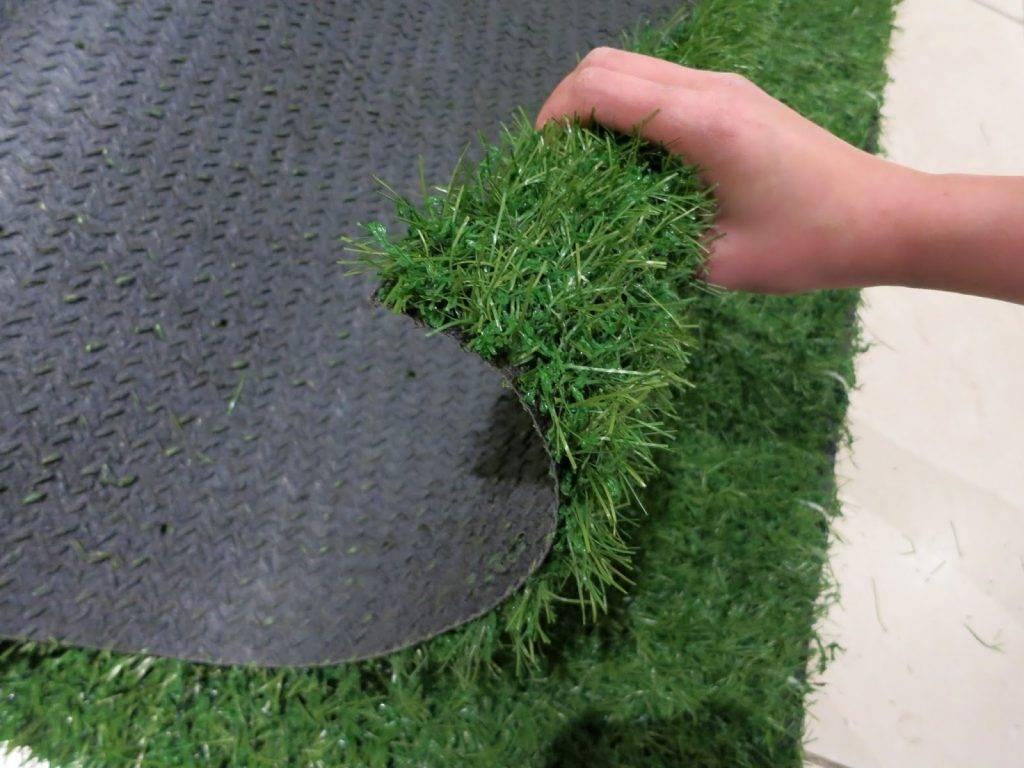 Укладка искусственного газона - 100 фото и видео правил укладки и последующего ухода