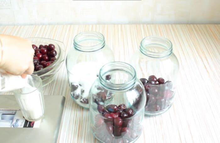 Компот из голубики: рецепт с фото пошагово