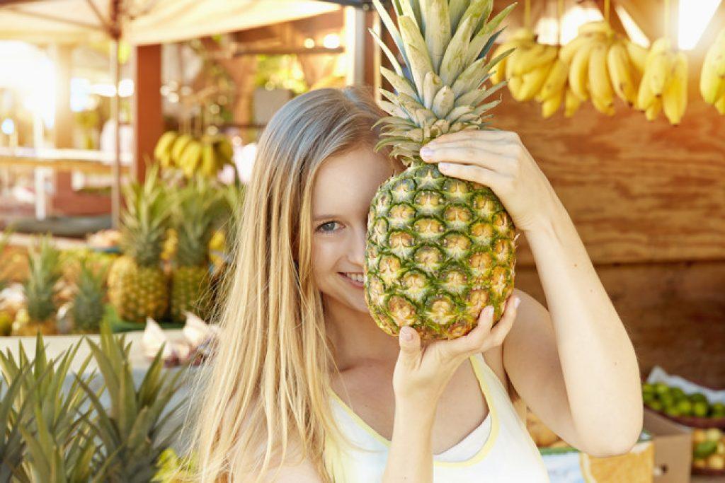 Как выбирать ананас правильно?