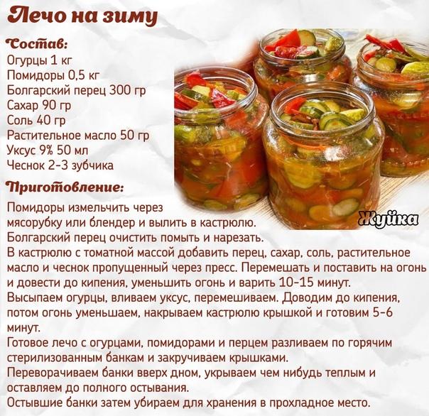 Пять простых, но вкусных рецептов лечо на зиму