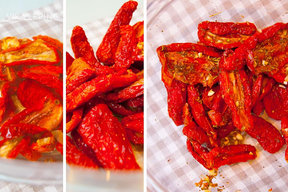 Вяленые помидоры в домашних условиях пошаговый рецепт