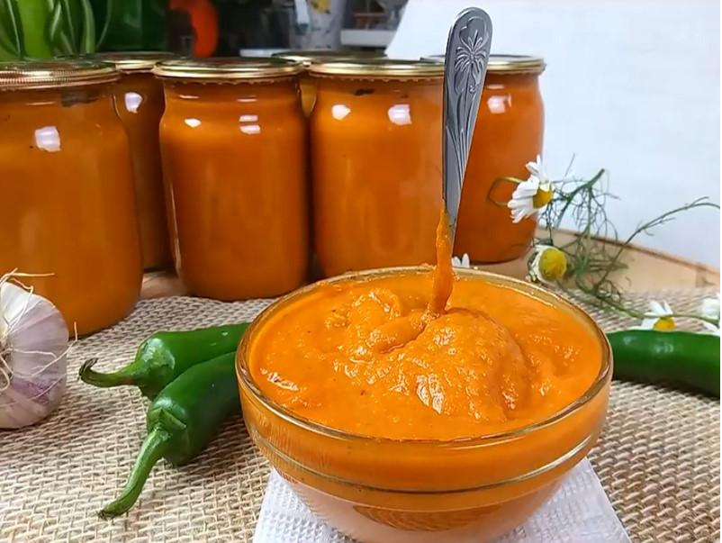 Кабачковая икра с майонезом и морковью на зиму рецепт с фото - 1000.menu