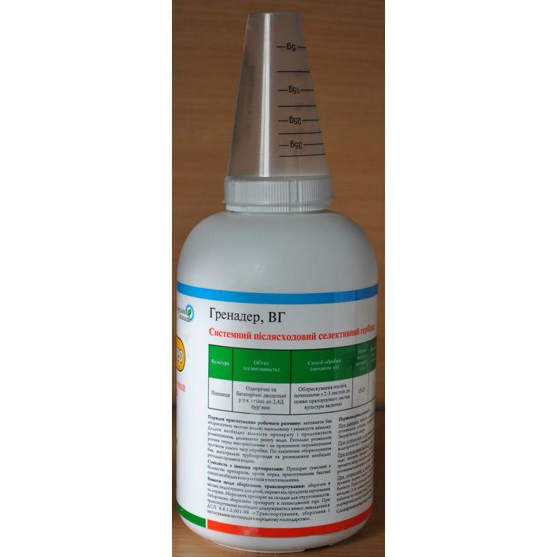 Состав и инструкция по применению гербицида грейдер, нормы расхода и аналоги