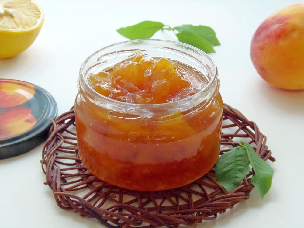 Варенье из персиков на зиму: 12 простых рецептов, секреты приготовления с фото