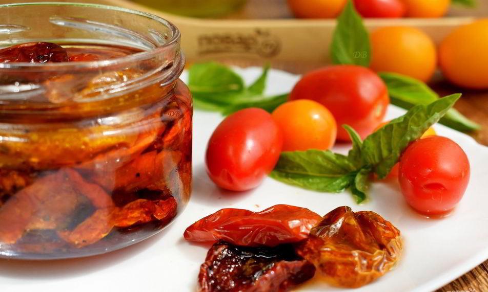 Вяленые помидоры в домашних условиях в духовке: рецепты на любой вкус