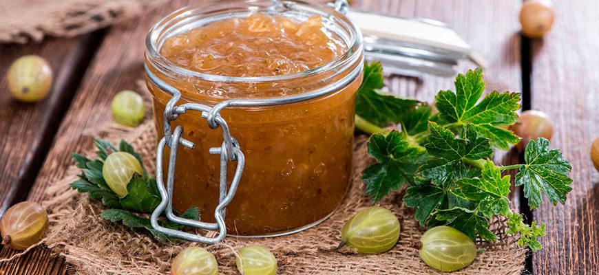 Варенье из крыжовника на зиму - 10 простых и вкусных рецептов с фото пошагово