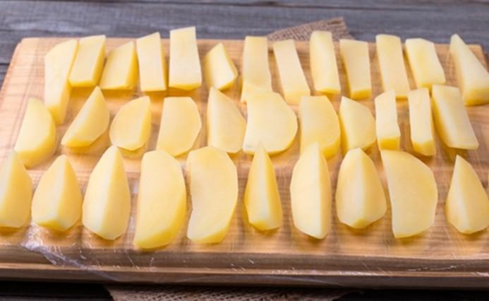 Картофель фри в домашних условиях в духовке: лучшие варианты вкусного фастфуда