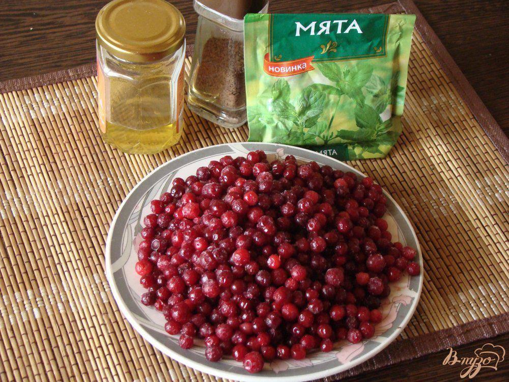 Брусничный компот рецепт на зиму