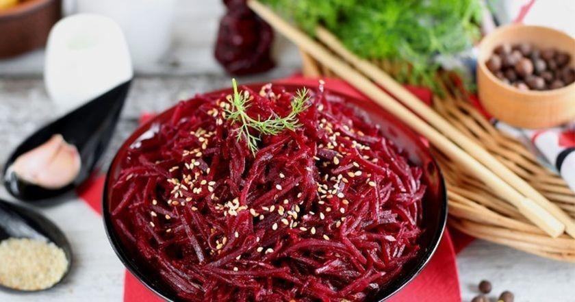 Свекла по-корейски: приготовление в домашних условиях. вкусная свекла по-корейски — рецепт. как приготовить свеклу по-корейски?