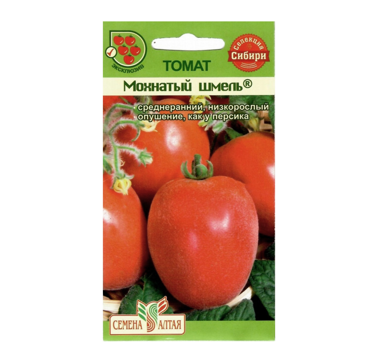 Описание сорта томата мохнатый шмель, особенности выращивания и ухода - всё про сады