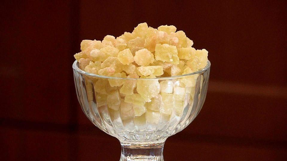 Самые простые рецепты приготовления цукатов из арбузных корок на зиму в домашних условиях