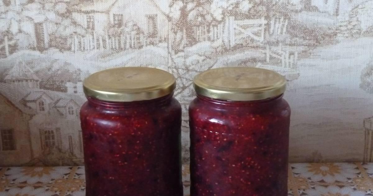 Черная смородина протертая с сахаром на зиму: проверенный рецепт с фото