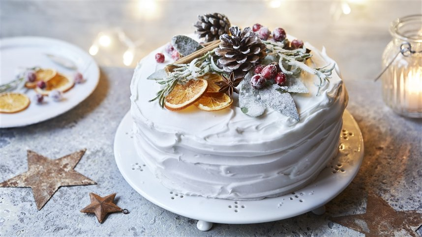 Новогодние торты 2019 года: лучшие рецепты десертов